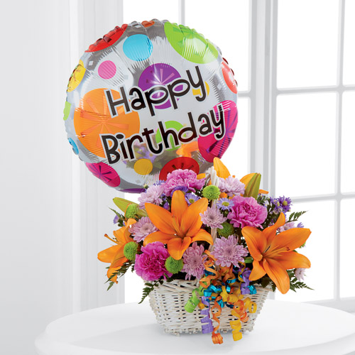 Birthday or Anniversary Flowers - Prince George Florists