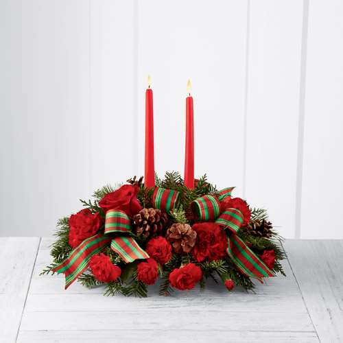 Christmas Flower Arrangements and Centerpieces Prince George